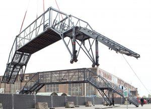 YOUR BRIDGE WILL BE INSTALLED QUICKLY - Event Bridge